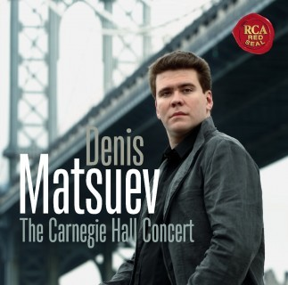 Denis Matsuev: The Carnegie Hall Concert Recital Album