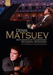 Denis Matsuev. Piano recital at the Royal Concertgebouw
