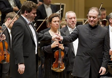 Valery Gergiev, Denis Matsuev and the Mariinsky Orchestra