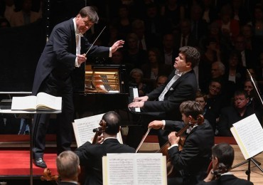 Review on the Concert of Denis Matsuev and Staatskapella Dresden Orchestra under baton of Christian Thielemann