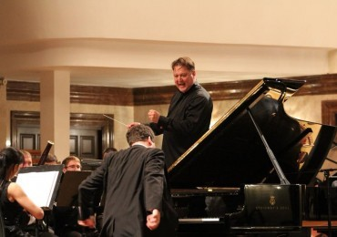 Matsuev and Sladkovsky's World-class Rachmaninov at Kazan's 'White Lilacs' Festival