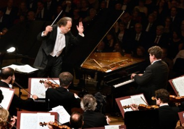 A rich and powerful spectrum: Chailly conducts Rachmaninov in Lucerne